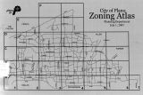 Cover, Zoning Atlas  2001 Jul