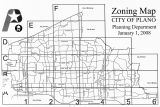 Cover, Zoning Map 2008 Jan